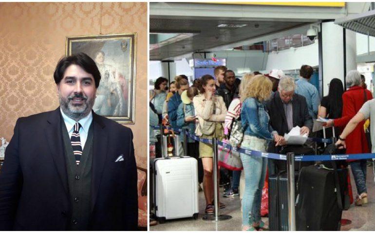 Solinas: «Passaporto sanitario con test immediati negli scali sardi per far entrare i turisti»