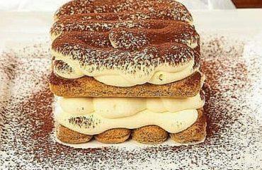La ricetta Vistanet di oggi: tiramisù preparato con i biscotti di Fonni