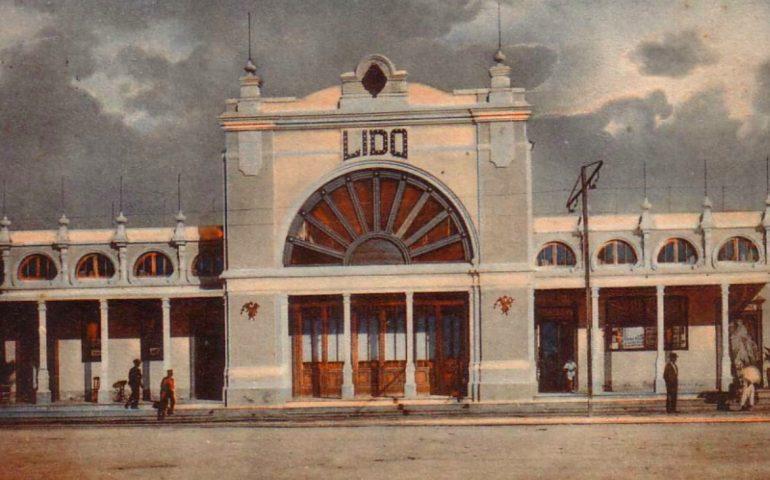 La Cagliari che non c'è più: il Lido nel lontano 1925