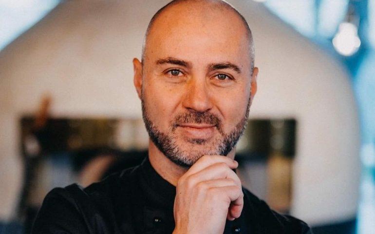 Lo chef Andrea Ena, la cucina sarda nel cuore di Bratislava