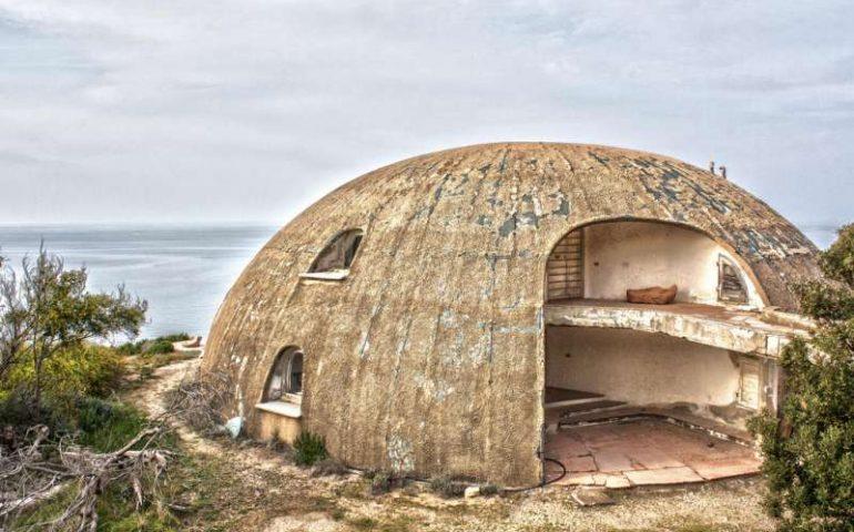 La Cupola di Dante Bini in Costa Paradiso candidata a Luogo del Cuore FAI 2020
