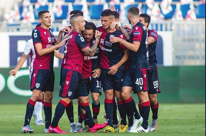 Bentornato Cagliari: undici leoni rossoblù battono il Torino 4-2