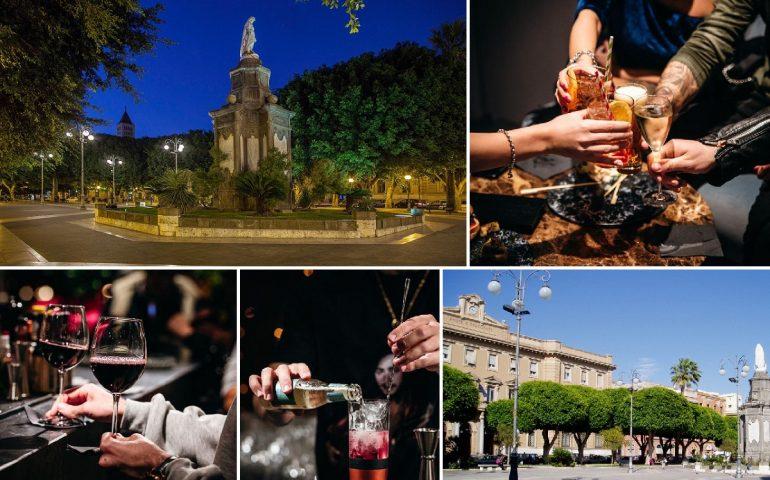 Cagliari, piazza del Carmine rinasce con i tavolini di bar e ristoranti: approvate le prime concessioni