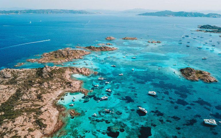 Lo spettacolo della Sardegna visto dall'alto. Tutto in un documentario Rai