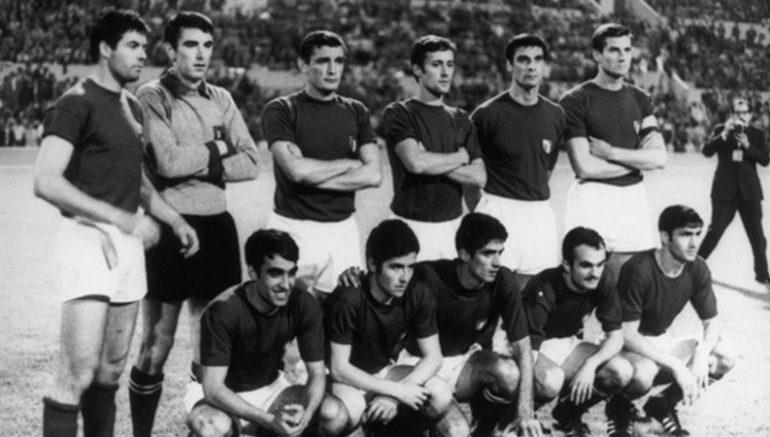 Accadde oggi: 10 giugno 1968 l'Italia vince gli Europei, il mattatore è Gigi Riva