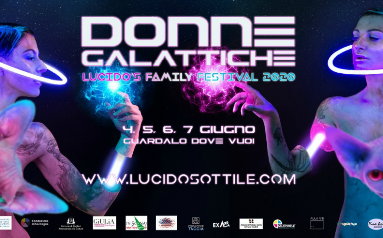 """Anche Dacia Maraini tra le """"Donne galattiche"""" del Lucido's Family Festival 2020"""