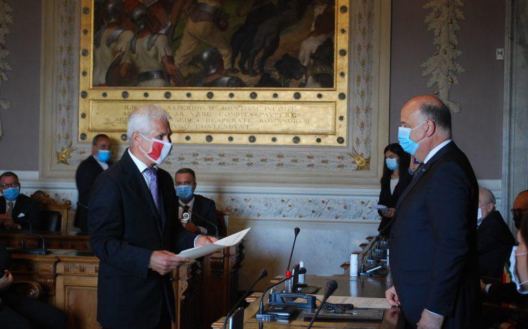 Festa della Repubblica: consegnate a Cagliari 9 onoreficenze del capo dello Stato Mattarella