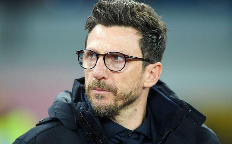 Il Verona ha esonerato l'ex allenatore rossoblù Eusebio Di Francesco