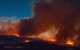 Pericolo incendio nel Cagliaritano, per domani è allerta gialla: il bollettino della Protezione Civile