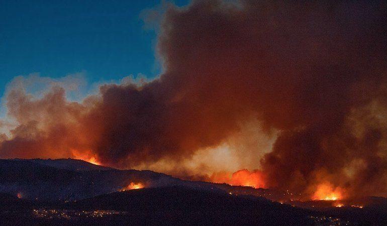 Pericolo incendio in Sardegna, anche nel Cagliaritano: per oggi è allerta gialla, ecco il bollettino della Protezione Civile