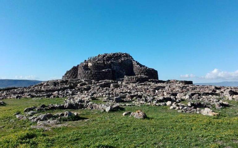 Su Nuraxi di Barumini, uno dei complessi nuragici meglio conservati della Sardegna