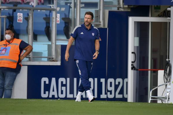 Eusebio Di Francesco non è più sotto contratto con il Cagliari