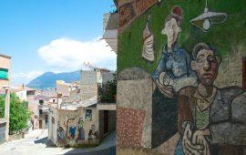 Orgosolo, sabato l'inaugurazione di un nuovo murale di Francesco Del Casino