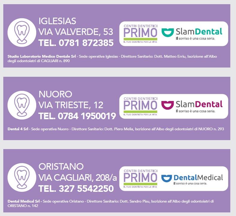 slam dental primo