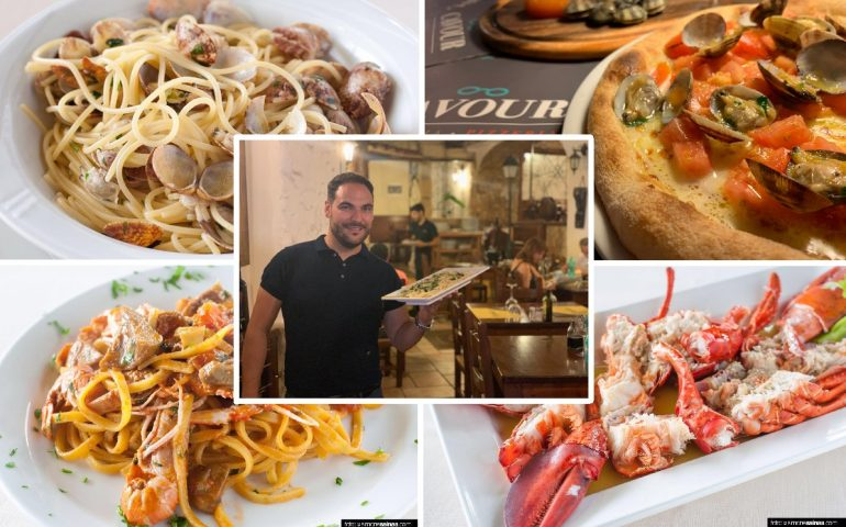 """I ristoranti ai tempi del Covid-19. Francesco Zucca (Trattoria Cavour): """"Dietro la mascherina c'è ancora il nostro sorriso"""""""