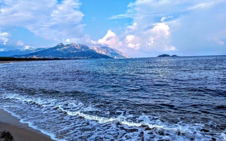 La foto. La bellezza della spiaggia della Capannina nello scatto di Donatella Loddo
