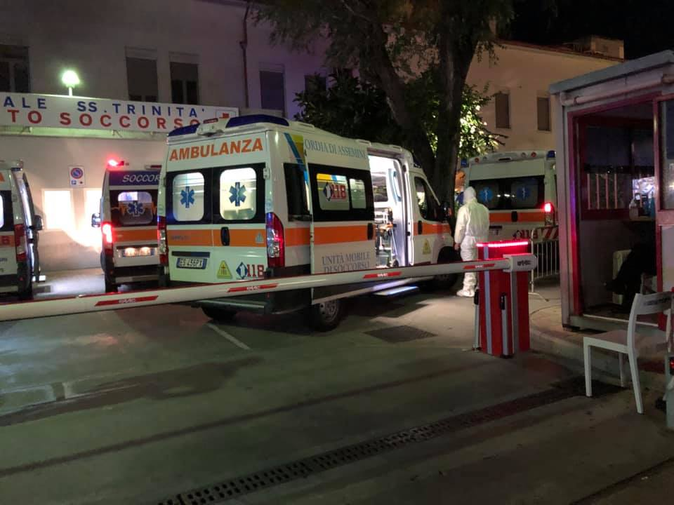 Dati Covid-19 in Sardegna: oggi 216 nuovi casi e 5 morti