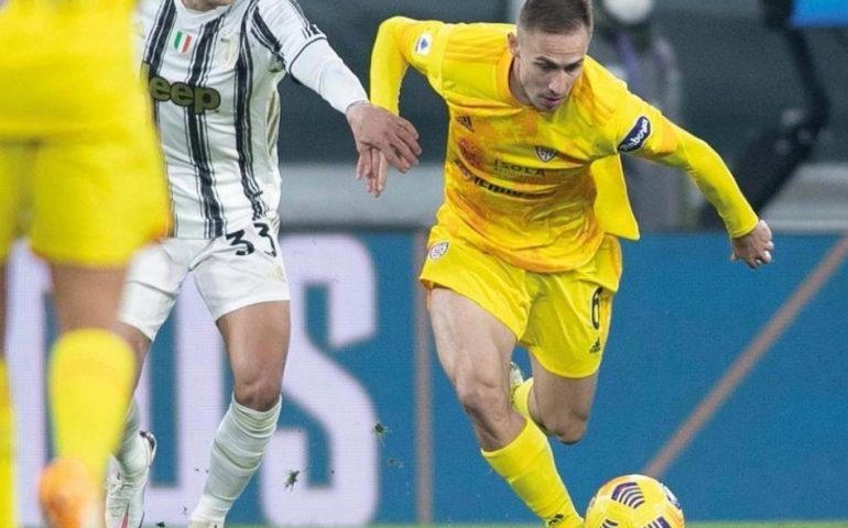 Cagliari, la buona volontà non basta: CR7 è un cecchino, la Juventus si impone 2-0