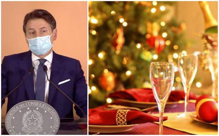 Il Governo prepara un Dpcm natalizio: nuove restrizioni per limitare le feste in casa