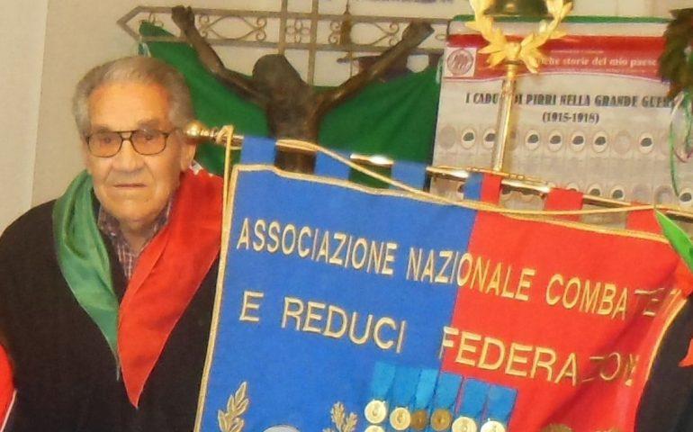 Addio a Francesco Masala, si è spento ieri un eroe dei bombardamenti del '43
