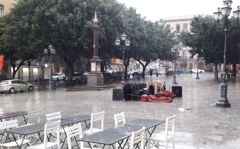 Cagliari, pioggia e possibili temporali sino a domani: le ...