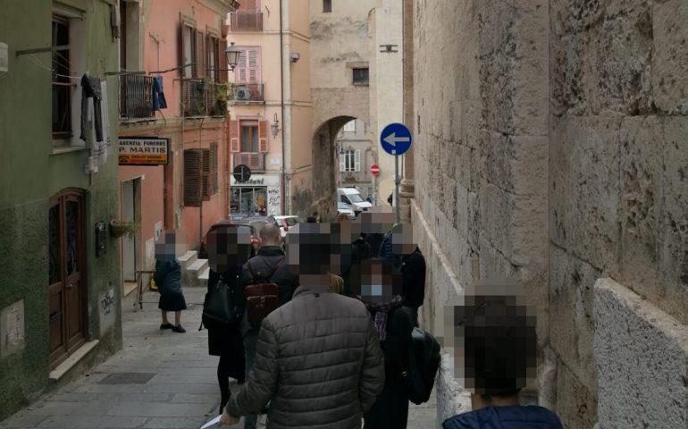 Oggi a Cagliari ho conosciuto una persona. E di questi tempi è una cosa rara (e preziosa)