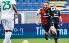 Cagliari Sassauolo 1-1