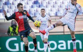 Genoa Cagliari 1-0