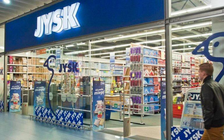 """LAVORO. L'""""Ikea danese"""" JYSK cerca personale per il punto vendita della Corte del Sole"""