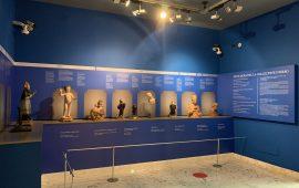 Sculture lignee del Fondo di Arte Sacra della Collezione Ingrao
