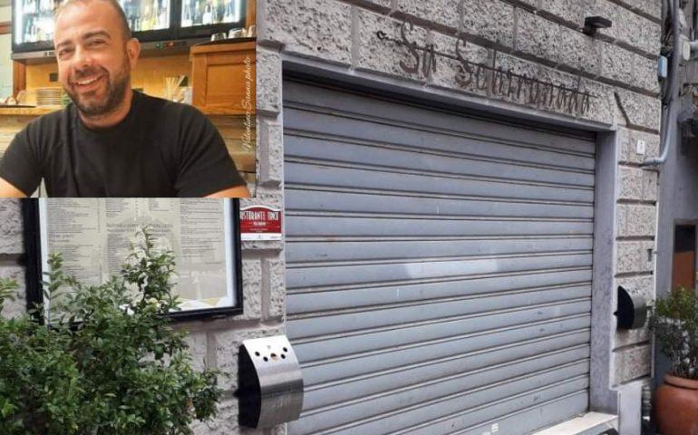"""Ristoranti chiusi, dalla Marina la voce di Maurizio Dedoni: """"Ho buttato via la merce, decisione improvvisa"""""""
