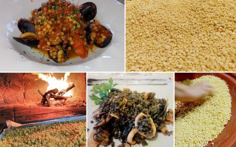 Sa fregula, piatto 'nazionale' della Sardegna di ieri, oggi e domani