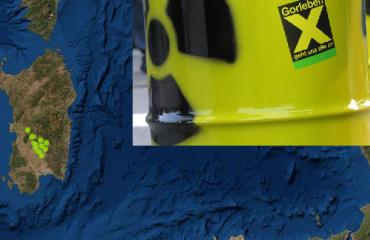 Cartina Sardegna Villamar.Scorie Nucleari La Sardegna E Tra Le Aree Idonee Cagliari Vistanet