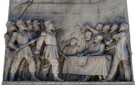 rappresentazione soldati sardi risorgimento