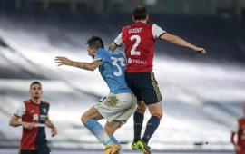 Lazio Cagliari 1- 0