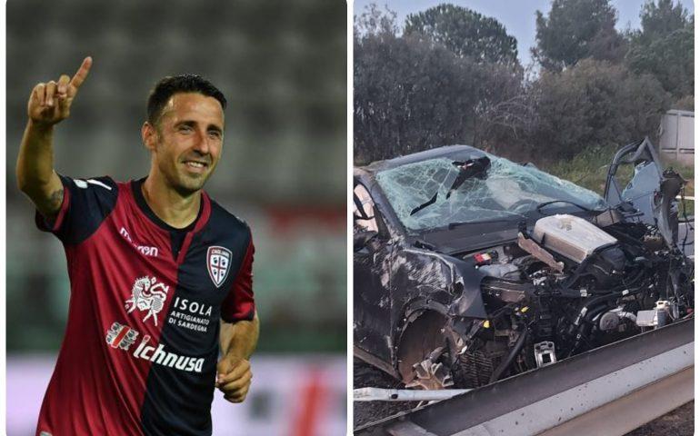Andrea Cossu dimesso dall'ospedale Businco: l'ex rossoblù ritorna a casa