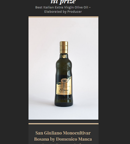 L'olio algherese San Giuliano conquista la Spagna