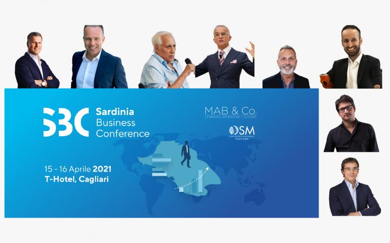 Sardinia Business Conference sbarca a Cagliari: 15 relatori internazionali incontrano gli imprenditori sardi
