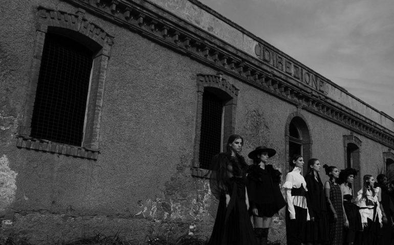 """""""Su Feli"""", il fashion film dello stilista Filippo Grandulli nel villaggio minerario Asproni"""