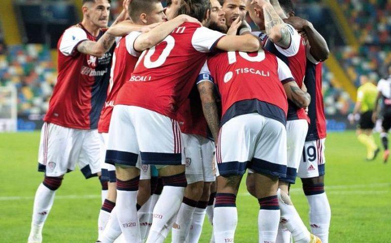 Alla Dacia Arena decide un rigore di Joao Pedro. Udinese – Cagliari finisce 0-1