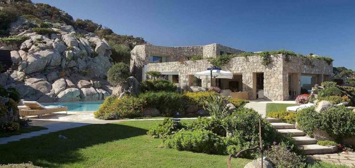 Villa a Liscia di Vacca venduta da Luxury Esmeralda - Foto di Idealista-it (2)