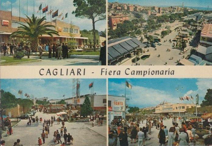 La Cagliari che non c'è più: quando alla Fiera arrivavano visitatori da tutta la Sardegna