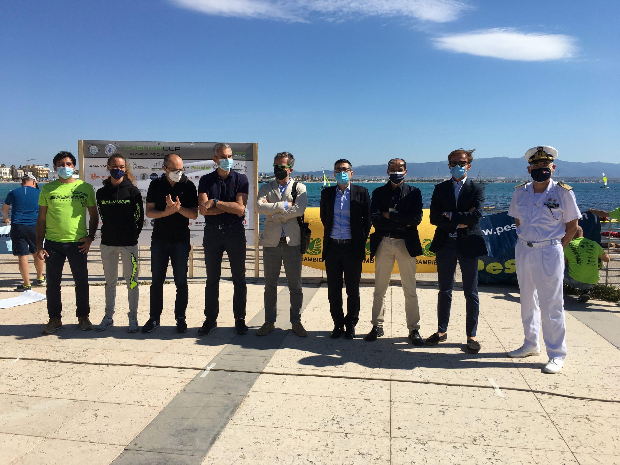 Manifestazione sportiva Cagliari Cup