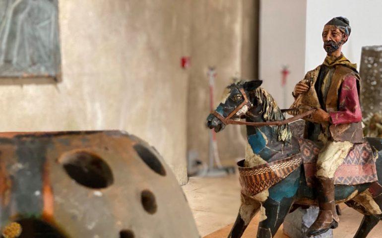 Cagliari, la ripartenza della cultura in zona gialla: in Castello la mostra dell'artista Claudio Pulli