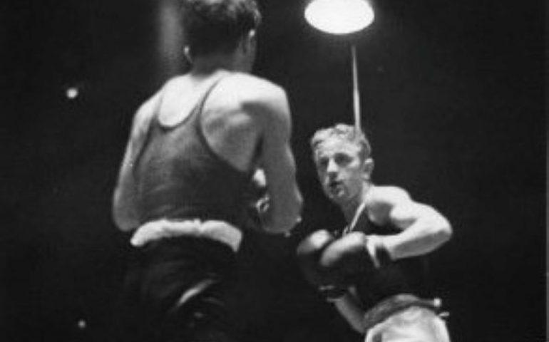 Lo sapevate? Il pugile sardo Gavino Matta perse ingiustamente la medaglia d'oro alle Olimpiadi di Hitler