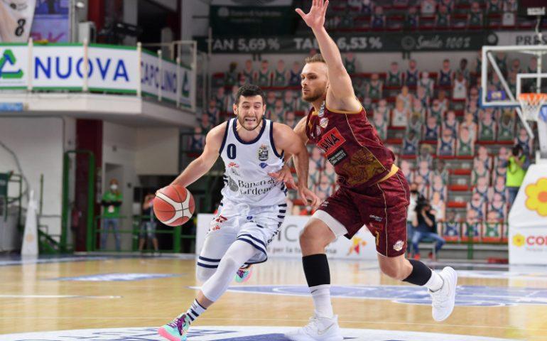 Playoff basket: la Dinamo asfalta Venezia 75-60 in gara 3 e si porta sull'1-2