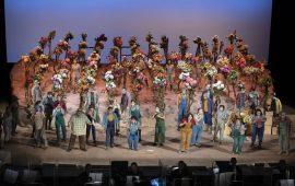 Con Antonio Albanese riparte il Teatro Lirico a Cagliari, grande emozione tra il pubblico