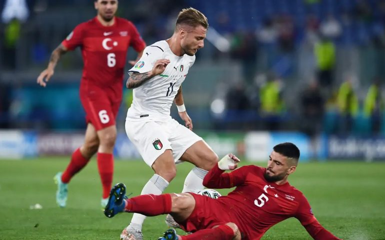Europei, l'Italia esordisce alla grande: battuta la Turchia 3-0