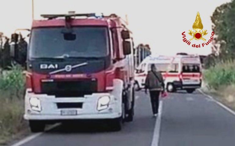 Anziano travolto dalla motozappa a Quartu: è in gravi condizioni