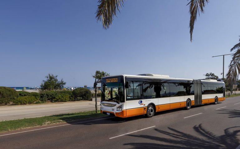 Cagliari, Ctm: orari bus invernali fino al 30 giugno